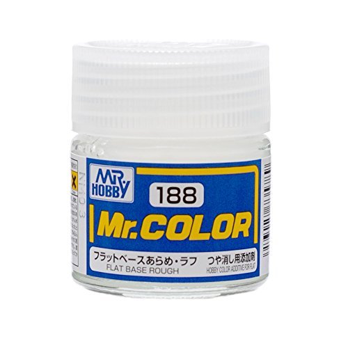 Gundam Mr. Color 188 Flat Base Rough Paint 10mL Bottle Hobby