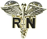 EagleEmblems P14841 Pin-Army,Medic,Cad,R.N. (1'')