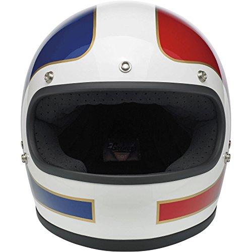Retro Helmet Full Face - 6
