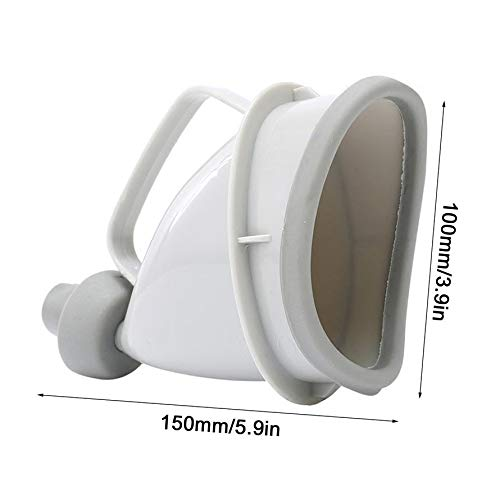 ningbao951 Compact Size Outdoor Travel Car Use Urine Bottle Urinal Funnel Tube Children Women Stand Up /& Pee Toilet Tools