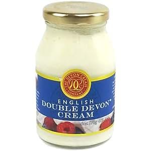 Double Devon Cream - 6 Ounce (170g) - 4 Pk