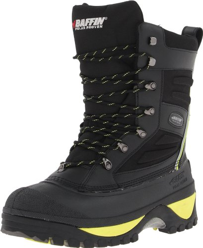 Baffin Men's Boots Floro Black Crossfire Snow 6Txwq6f