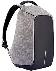 حقيبة ظهر بوبي مضادة للسرقة من اكس دي ديزاين - رمادي