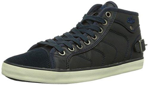 Lico Caroline High Winter, Mädchen Hohe Sneakers, Blau (marine), 36 EU