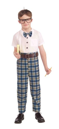 Forum Novelties Class Nerd Child Costume, (Class Halloween Costumes)