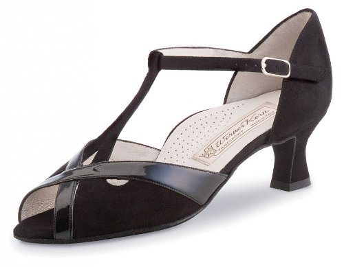 Werner Kern Women's Nadja - 2'' (5.0 cm) Latin Heel, Comfort Line, 9 M US (6 UK) by Werner Kern