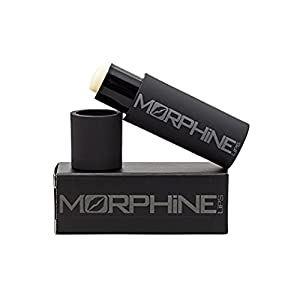 Kiss Lip Balm For Perfect Kiss (Pack of 1) - Natural Hydrating Moisturizing Flavoured Chapstick Lip Balm to Soften, Numb & Smooth Your Dry Lips - Peach Mango Flavor by Morphine Lips