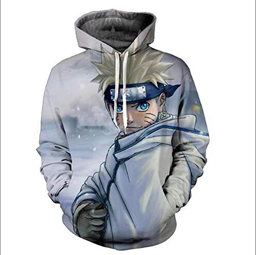 Gumstyle Anime Naruto Hoodie Sweatshirt Adult Cosplay for sale  Delivered anywhere in Canada