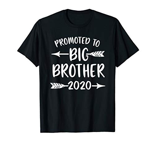 Promoted to Big Brother est 2020 Vintage Arrow