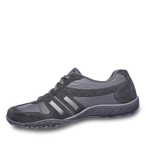 Skechers Sport Donna Respirare Facile Jackpot Moda Sneaker Carbone Di Legna