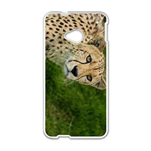 Panthera Pardus Hight Quality Plastic Case for HTC M7