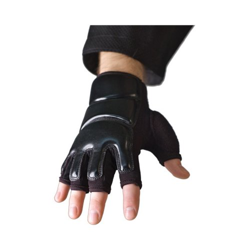 Tiger Claw Light Grappling Gloves - Black - Small