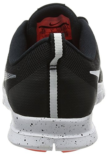 Multicolour Essential total Crimson 018 Black Flex Training NIKE Women's WMNS White Shoes Tr C0tnSqU