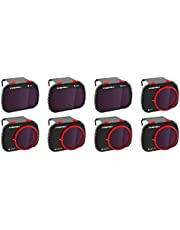 Freewell All Day - 4K Series - 8Pack Filters Compatible with Mavic Mini/Mini 2