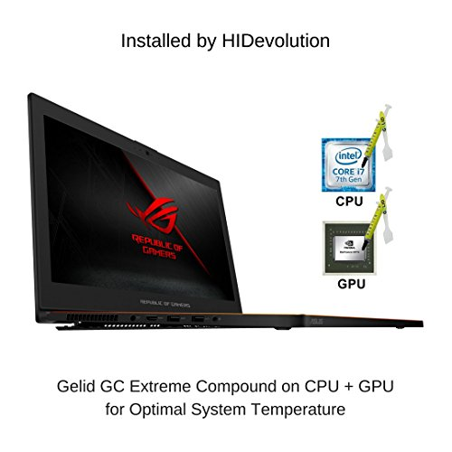 Compare HIDevolution GX501GI-XS74-HID12-US vs other laptops