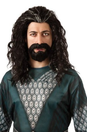 Thorin Oakenshield Hair Kit Costume (Thorin Oakenshield Costume)