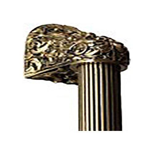 Notting Hill Decorative Hardware Acanthus Fluted Bar, 16