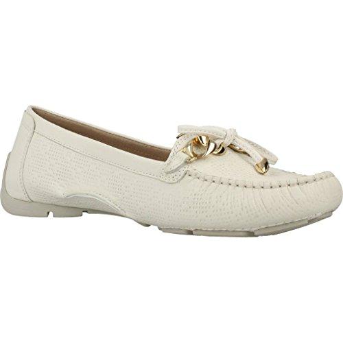 STONEFLY 104641 KELLY white women shoes loafers terminal facilities Bianco 0f3EU0iz
