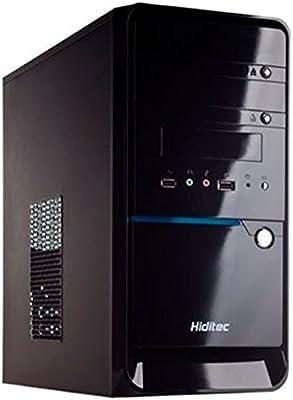 Hiditec Micro ATX caja Q3 psu500: Amazon.es: Informática