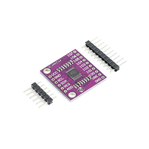 AD5593 Converter Module ADC//DAC Configurable 12-Bit Analog-to-Digital Converter 8-Channel