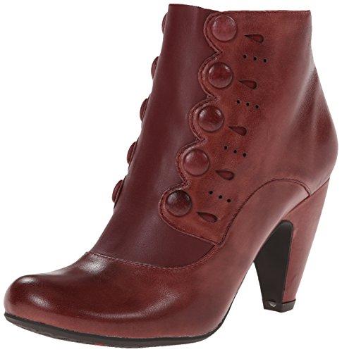 Miz Mooz Women's Strut Boot, Grape, 10 M US