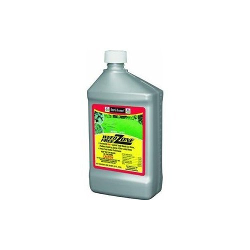 VPG Fertilome 803064 32Oz Weed-Free Zone, Quart(s) (32 oz) (32 Ounce Weed Killer)