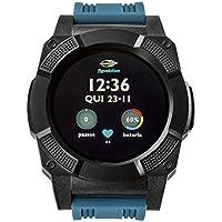 56a31a4ff77 Relógio Mormaii Smartwatch Revolution MOSRAB 8P UN - PRETO ...