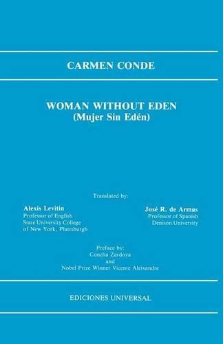 WOMAN WITHOUT EDEN (Mujer Sin Edén), (Coleccion Alacran Azul)