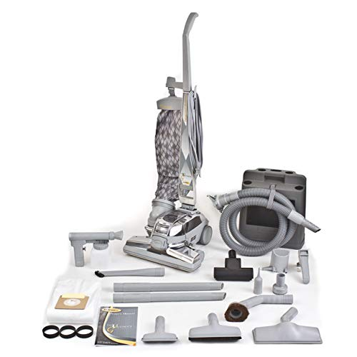 GV Reconditioned Kirby Ultimate Diamond Vacuum genuine tools, accessories, bags & 5 Year Warranty ()