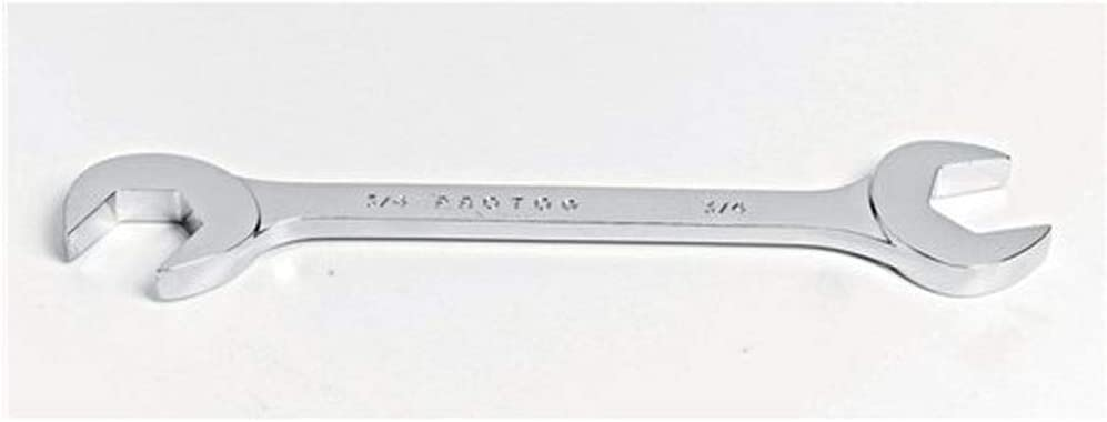 Full Polish Angle Open-End Wrench J3118 9//16 Proto