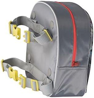 Badabulle Travel Feeding Booster Seat Grey