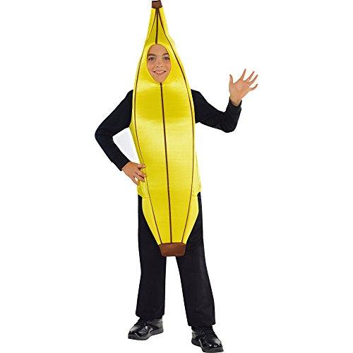 Kid Banana Costume - Leegeel Banana Halloween Costume For Kids Boys