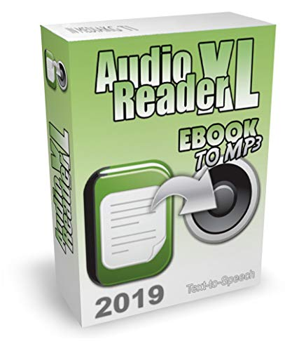 Text to Speech Software Audio Reader XL (2019) - Text to Voice Reader for Windows PC - The Text Reader is very easy to use