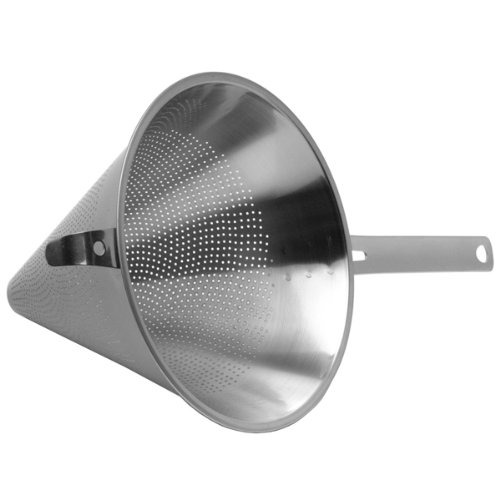 Genware 17523 S/ST Conical Strainer, 8 3/4