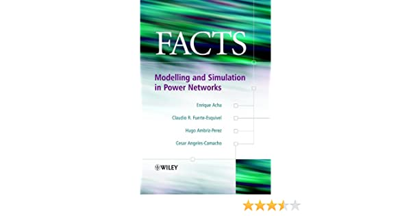 facts modelling and simulation in power networks free download