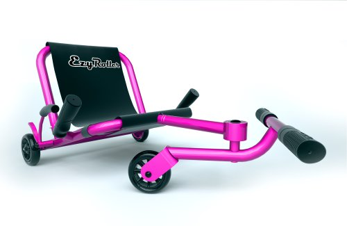 Best Riding Toys for 5 Year Old Girls. Ezyroller Pink Ride On Top Gifts Girls Will Love