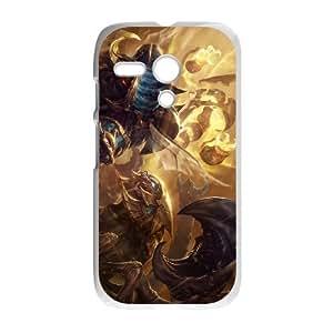 Motorola G Cell Phone Case White League of Legends Guardian of the Sands Skarner UVW0590312