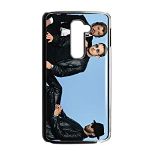 LG G2 Cell Phone Case Covers Black Bee Gees Durable 3D Phone Case Cover XPDSUNTR01697