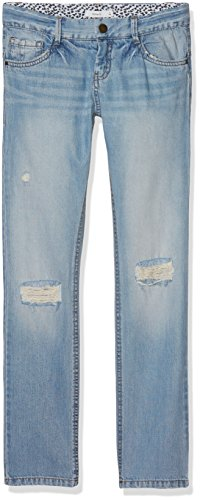 NAME IT Nitabelli Reg/Slim Dnm Pant Nmt, Jeans para Niñas Azul (Light Blue Denim Light Blue Denim)