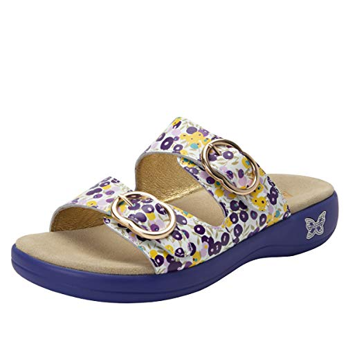 Alegria Jade Womens Sandal Berry Sweet Purple 5 M US ()