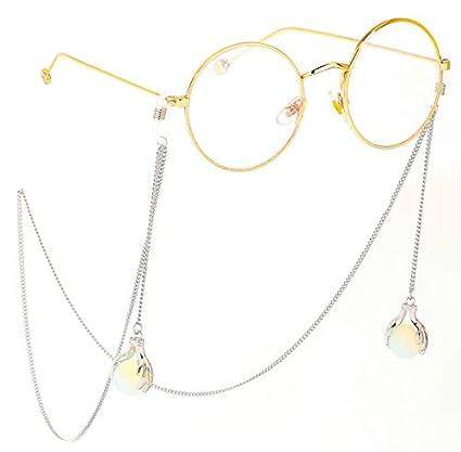 Colorear de Metal para Gafas diseño de Cadena Cuerda Correa ...
