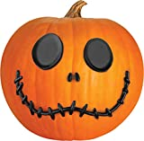 Jack Skellington Pumpkin Push In Creepy Theme Party Halloween Decoration