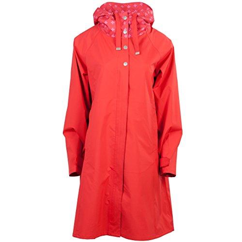 Red Raincoat Woman Red Blaest Raincoat Raincoat Woman Blaest Blaest Woman 554 554 ARwnqxyd11