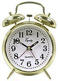Advance Twin Bell Key wind Alarm Clock