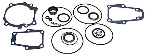 Omc Seal - Sierra International 18-2672 Marine Lower Unit Seal Kit for OMC Sterndrive/Cobra Stern Drive