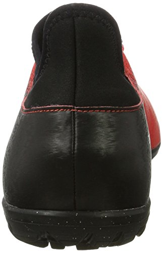 adidas X 16.3 Tf, Botas de Fútbol para Hombre Rojo (Red/ftwr White/core Black)