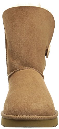UGG Damen Bailey Button II Winterstiefel Kastanie