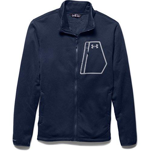 Price comparison product image Under Armour UA Extreme ColdGear Jacket - Men's Academy / Steel XL