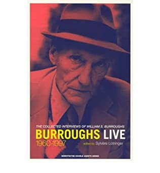 book cover of Collected Interviews of William S. Burroughs