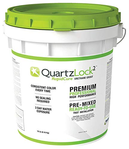 Bostik Quartzlock2 Urethane Based Grout (9lbs, 265 - Supply Urethane